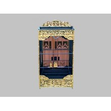 Cage Carved Motif 100 Gods [Ready Stock]