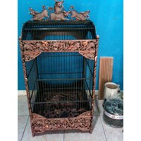 Killien Motif Carving Cage