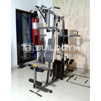 Jual Multi Home Gym 2 Sisi Id1500