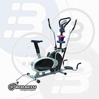 Jual Elliptical Bike Crosstrainer 6F E6016