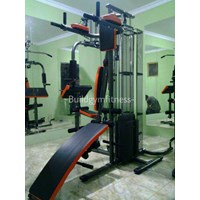 Jual Multi Home Gym 3 Sisi Gb8309