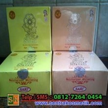 Cream Sari Original Original Air BPOM - Lightening Skin Safe And Natural