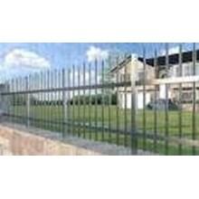 Vienna's Steel Fence