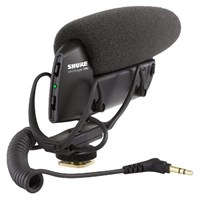 Shure Microphone Kamera VP83