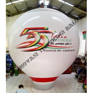 Balon Udara Bundar By Inovasi Teknologi Balon
