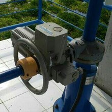 AB-Series Rotary Actuator For On Off