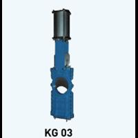 Knife Gate Valve Trough Conduit KG 03