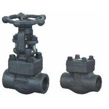 Forged Steel Valves (API 602) IEVS
