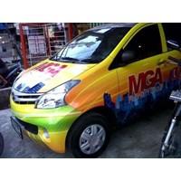 Jual Branding Stiker Mobil
