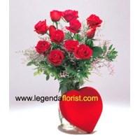Jual 5 Bunga Valentine (001)