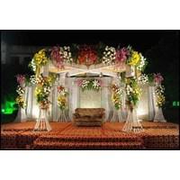 Jual 11 Dekorasi Pelaminan - Decorating wedding (001)