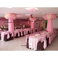 Jual 12 Dekorasi Ulta Anak - Birthday Decorations (001)