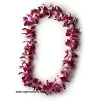 Jual 14 Kalung Bunga Orchid2 - Garland (001)