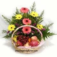 Jual 15 Rangkaian Bunga & Buah Lebaran (001)