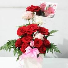 Dekorasi Bunga Meja 08