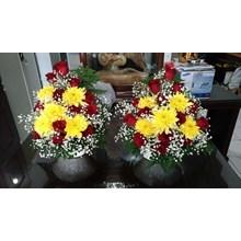 Dekorasi Bunga Meja 14