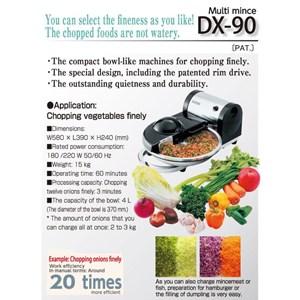 Dremax DX-90 Multi Mince
