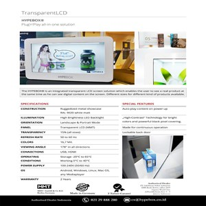 Dari LCD Showcase Hypebox Jakarta  0