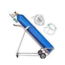Medical Oxygen Gas Contents