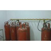 Pemasangan pipa gas By HEISZCO ATARA SINDO