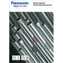 Pipa Metal Conduit Panasonic