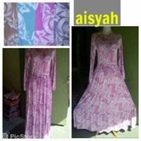 Jual Baju Gamis Aisyah