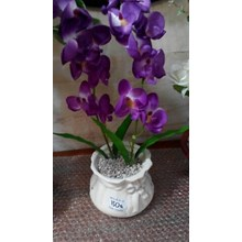 Bunga Plastik Artificial Anggrek (Sep.16.178.M.2)