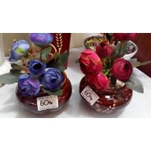 Vas Bunga Bunga Pot Kecil (Sep.16.178.M)