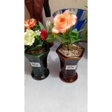 Vas Bunga Bunga Pot Kecil (Sep.16.178.M.1)