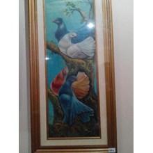[Seni Lukis dan Kaligrafi] Lukisan Burung (Sep.16.