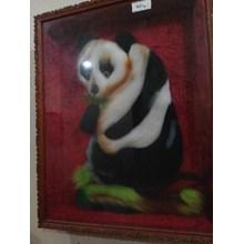 [Seni Lukis dan Kaligrafi] Lukisan Panda (Jul.16.7