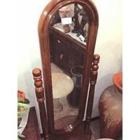 Cermin Kamar Mandi Pigura Goyang Oval (AW.16.38)  1