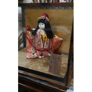 Jual Patung Boneka Jepang (Nov.16.101.V.2) Harga Murah Bekasi oleh ... 4d2ca0b951
