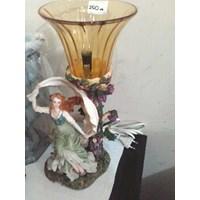 Lampu Hias Keramik Wanita (Jan.17.134.R)