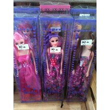 Mainan Plastik Barbie