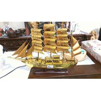 Jual Kerajinan Plastik Kapal Perahu (Jan.17.166.R)