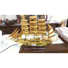 Kerajinan Plastik Kapal Perahu (Jan.17.166.R)