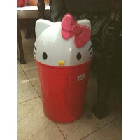 Jual Tempat Sampah Hello Kitty (Feb.17.25.E)