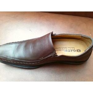 Jual Sepatu Casual Gats Coklat (Mar.17.122) Harga Murah Bekasi oleh ... 399fd28c56