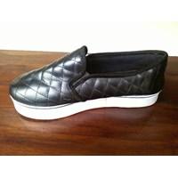 Jual Sepatu Casual Hitam Size 36 (Apr.17.33)