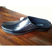 Sepatu Sandal Kicker Hitam size 43 (Apr.17.20)