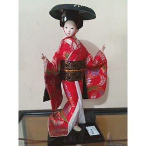 Jual Patung Boneka Jepang Harga Murah Bekasi oleh Garage Sale Kemang ff8be81e28