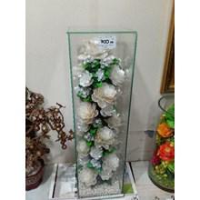 Vas Bunga Kaca Tinggi