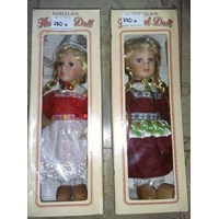 Jual Boneka Porcelain Holland Doll