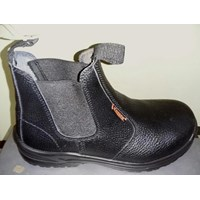 Jual Sepatu Krissbow Safety Boots Tinggi Size 41