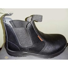 Sepatu Krissbow Safety Boots Tinggi Size 41