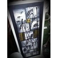 Jual Lukisan Abstrak