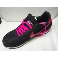 Jual Sepatu Casual Nike Hitam Size 38