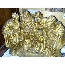 Patung Warna Emas Patung Dewa