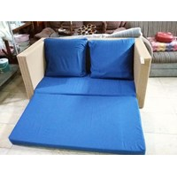 Sofa Bed Rotan Sintetis